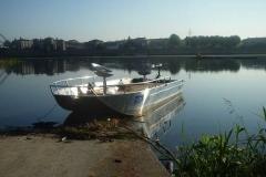 Barco pesca de alumínio (76)