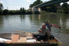 Barco pesca de alumínio (95)