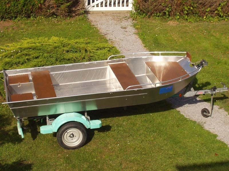 Barco de pesca em alumínio (19)