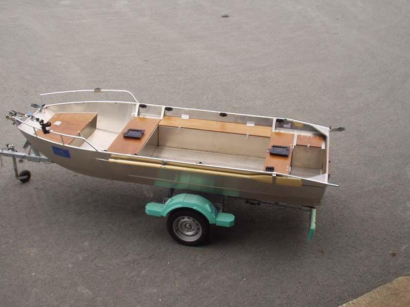Barco de pesca em alumínio (20)