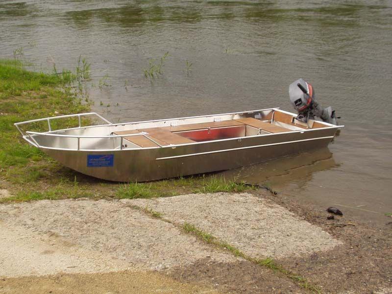 Barco de pesca em alumínio (21)