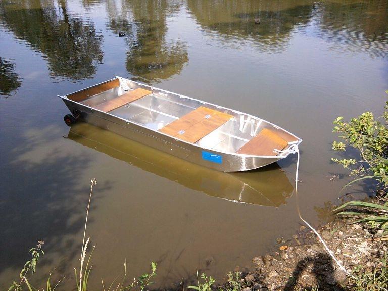 Barco de pesca em alumínio (23)