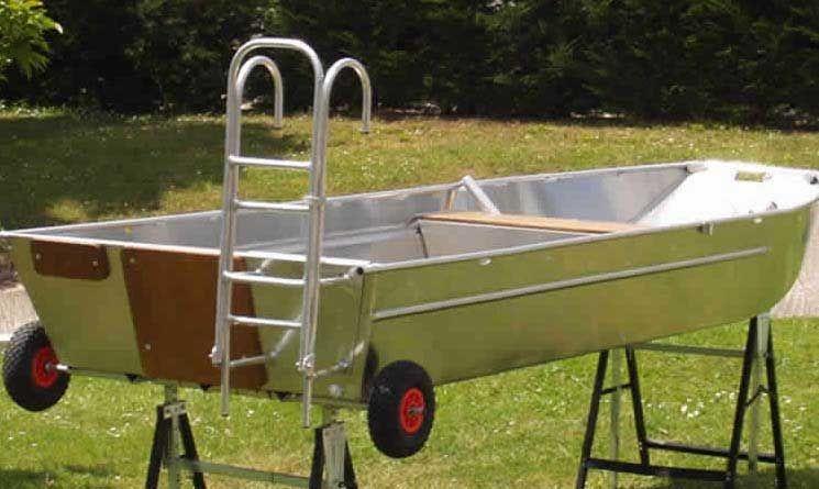 Embarcação de pesca em alumínio (19)