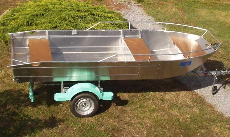 Barco de alumínio para pesca (32)