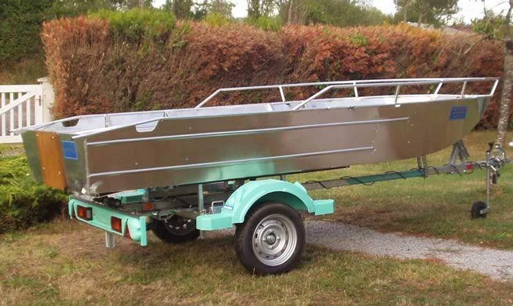 Barco de alumínio para pesca (34)