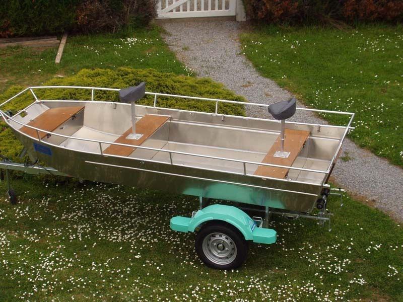Barco de alumínio para pesca (16)