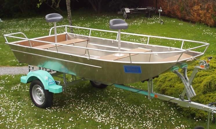 Barco de alumínio para pesca (21)