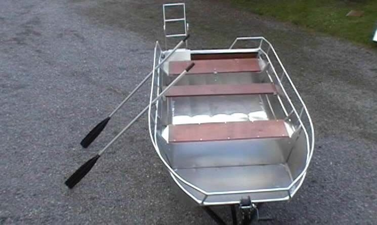 Barco de alumínio para pesca (23)