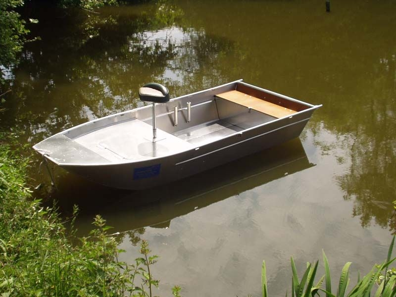 Barco de alumínio para pesca (108)