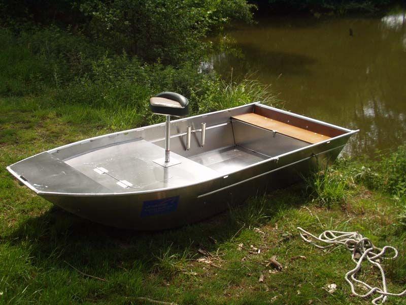 Barco de alumínio para pesca (110)