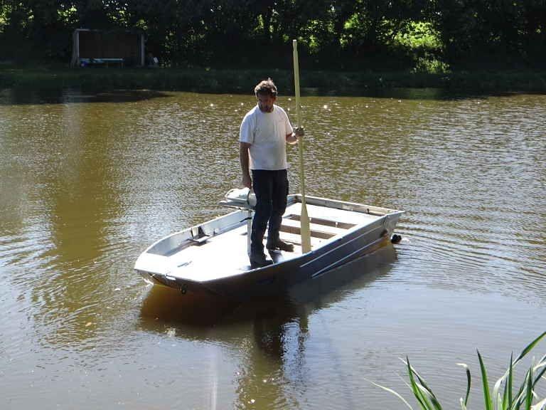 Barco de alumínio para pesca (39)