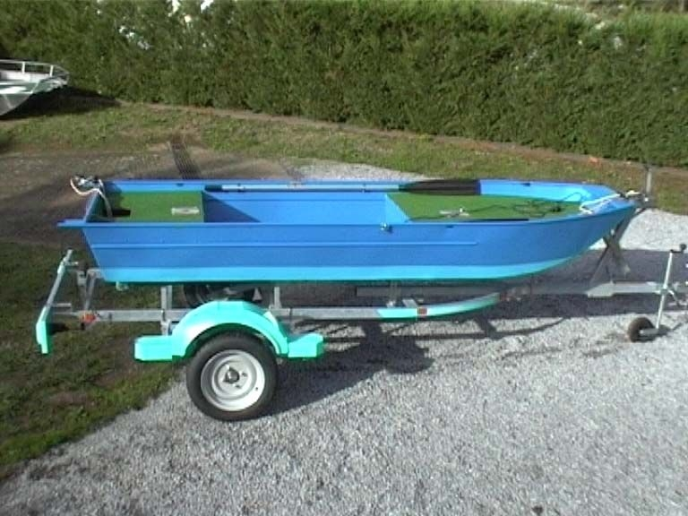 Barco de alumínio para pesca (44)