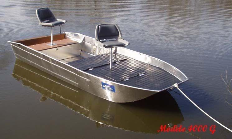 Barco de alumínio para pesca (53)
