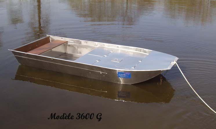 Barco de alumínio para pesca (57)