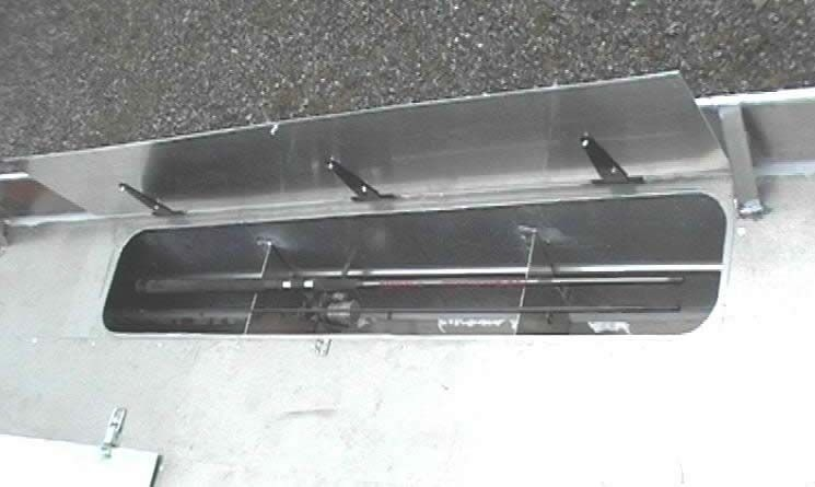 Barco de alumínio para pesca (77)