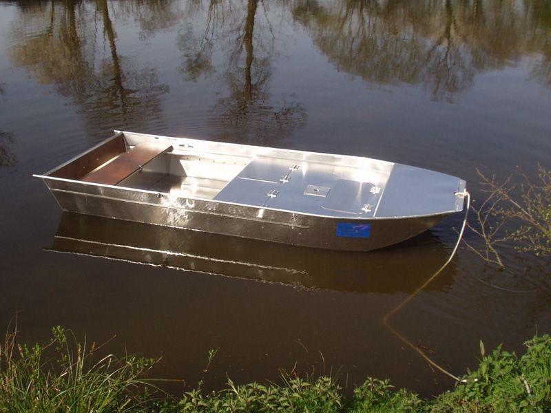 Barco de alumínio para pesca (93)