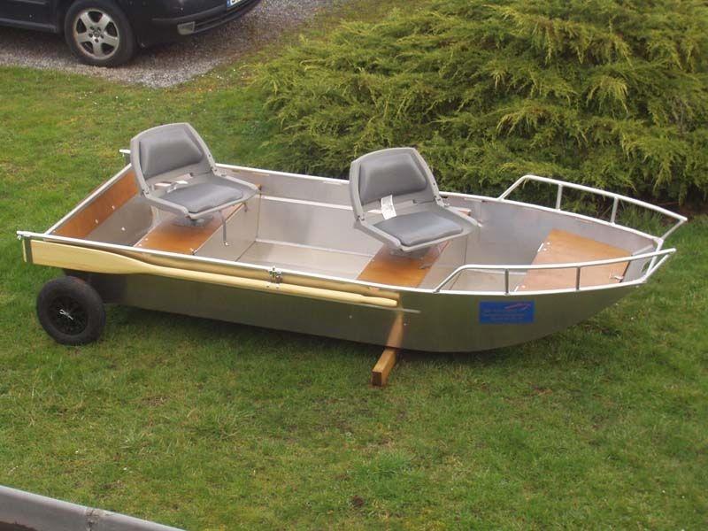Barco de pesca em alumínio (4)
