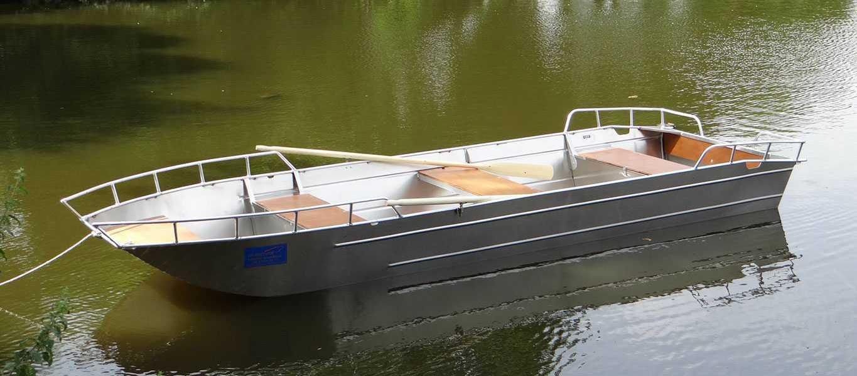 Barco-de-pesca-em-alumínio