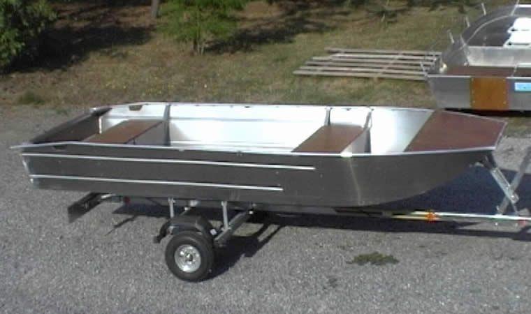 Barco de pesca em alumínio (9)