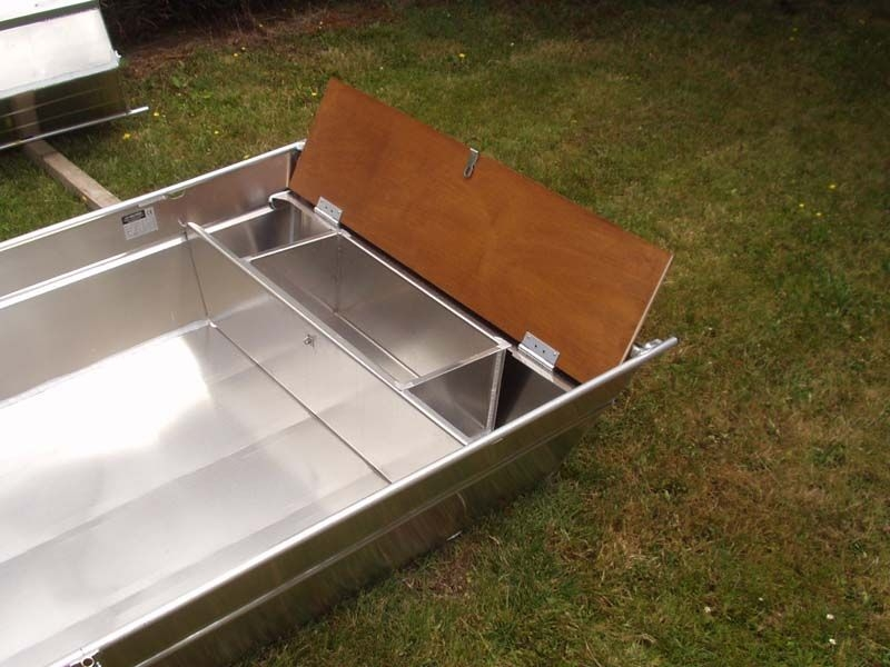 Barco de alumínio para pesca (13)
